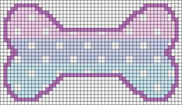 Alpha Friendship Bracelet Pattern #18594