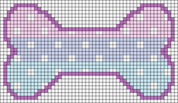 Alpha pattern #18594