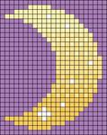 Alpha pattern #18595