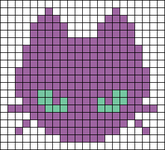 Alpha pattern #18598