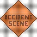 Alpha pattern #18603