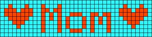 Alpha pattern #18607