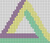 Alpha pattern #18616
