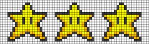 Alpha pattern #18639