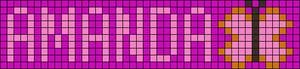 Alpha pattern #18651