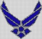 Alpha Friendship Bracelet Pattern #18656