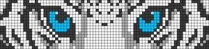 Alpha Friendship Bracelet Pattern #18657