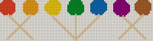 Alpha pattern #18658