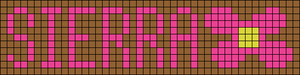 Alpha pattern #18663