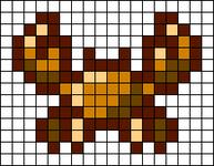 Alpha pattern #18678