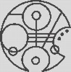 Alpha Friendship Bracelet Pattern #18685