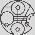 Alpha pattern #18685