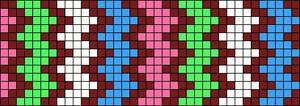 Alpha pattern #18702