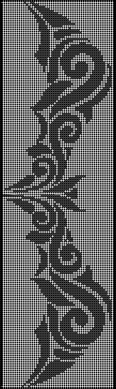 Alpha pattern #18704 pattern