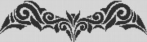 Alpha pattern #18704