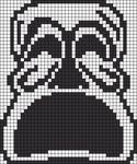 Alpha pattern #18708