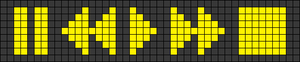 Alpha pattern #18709