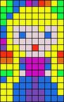 Alpha pattern #18728
