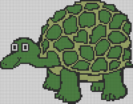 Alpha pattern #18729
