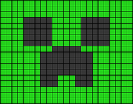 Alpha pattern #18731