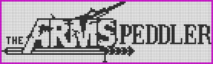 Alpha pattern #18743