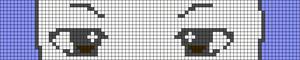 Alpha pattern #18747