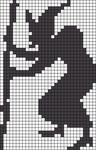 Alpha pattern #18754