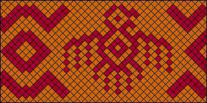 Normal Friendship Bracelet Pattern #18758