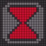 Alpha Friendship Bracelet Pattern #18764