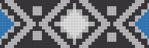 Alpha pattern #18767