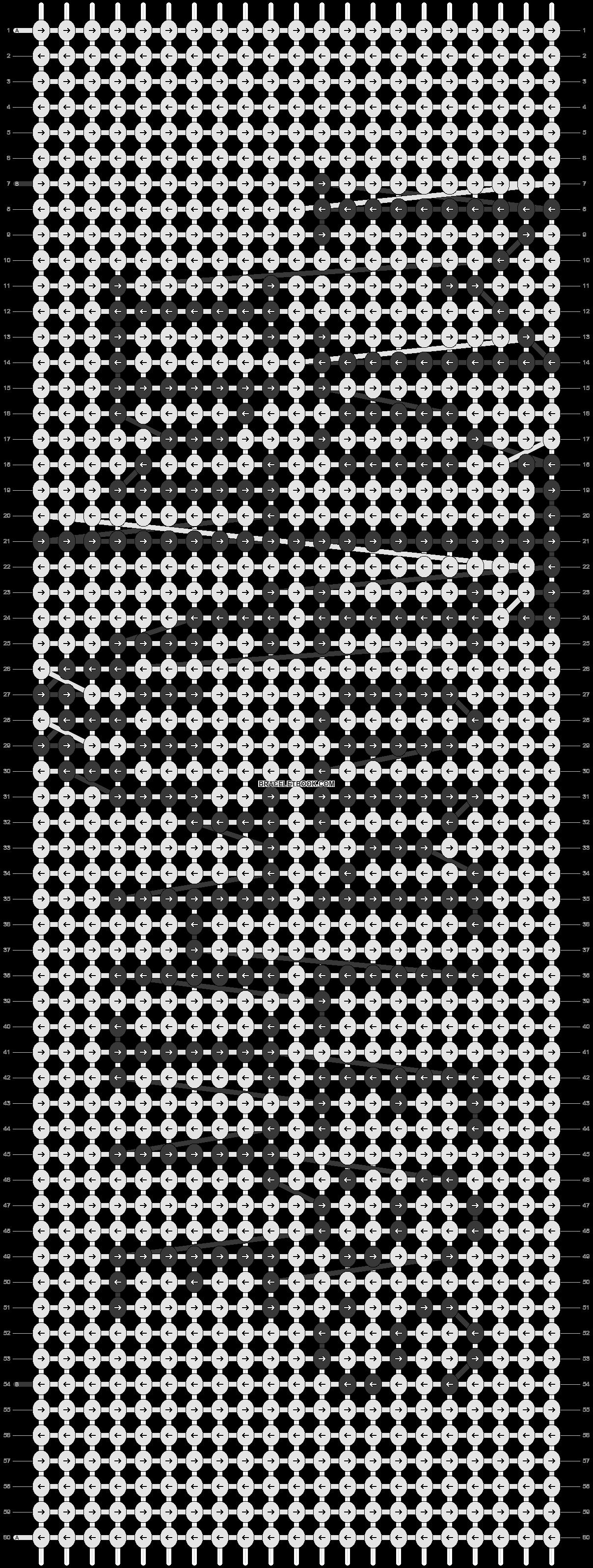 Alpha pattern #18770 pattern