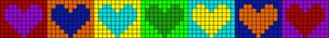 Alpha pattern #18772