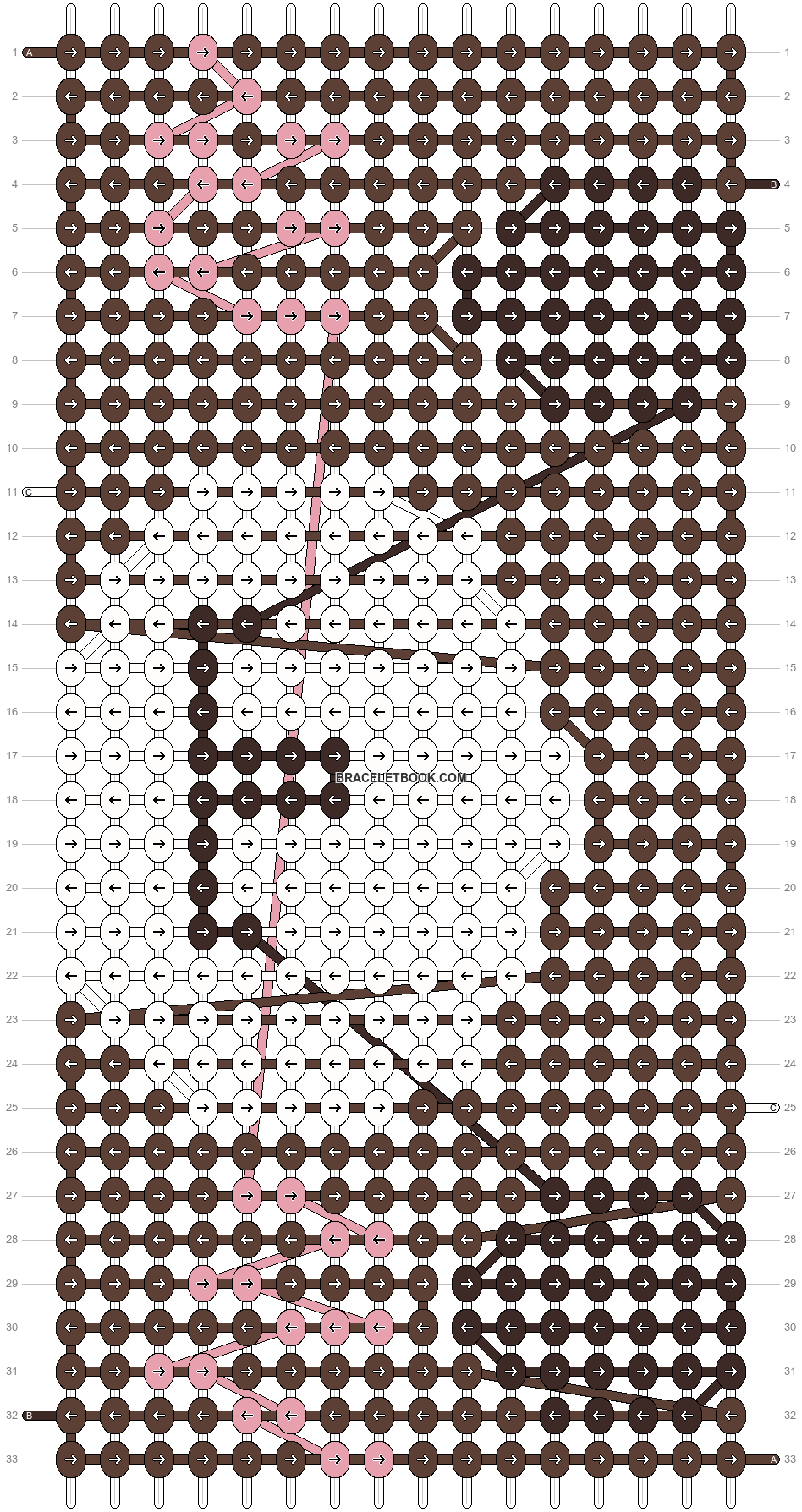 Alpha pattern #18778 pattern