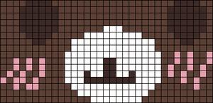 Alpha pattern #18778