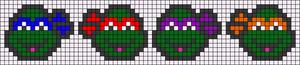 Alpha pattern #18781