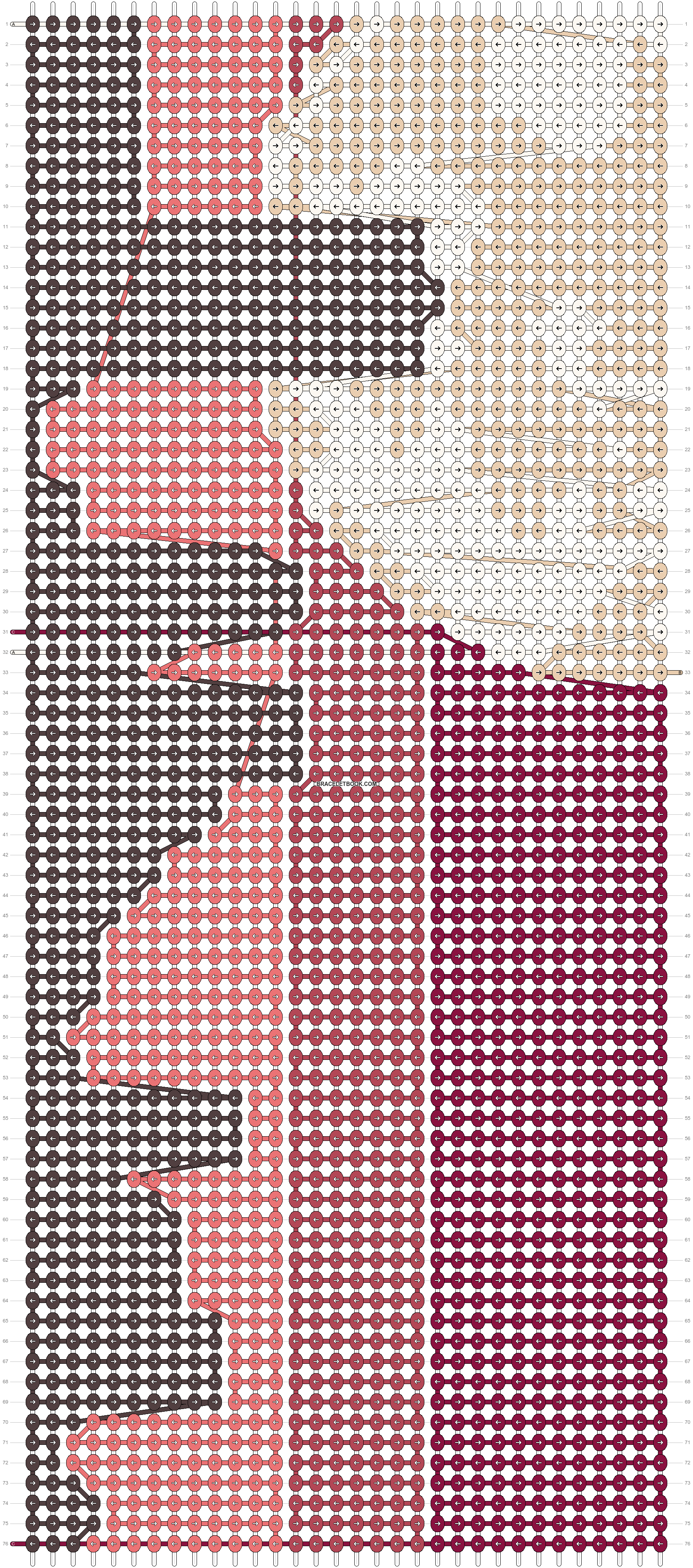 Alpha pattern #18783 pattern