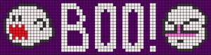 Alpha pattern #18784