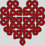 Alpha Friendship Bracelet Pattern #18795