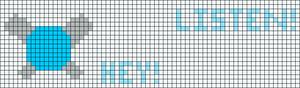 Alpha pattern #18798
