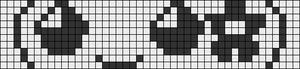 Alpha pattern #18825