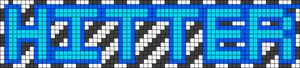 Alpha Friendship Bracelet Pattern #18827