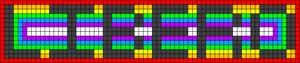 Alpha pattern #18828