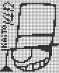 Alpha pattern #18830
