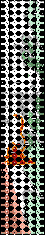 Alpha pattern #18833 pattern