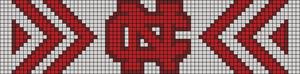 Alpha pattern #18842