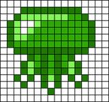 Alpha pattern #18844