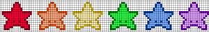 Alpha pattern #18849
