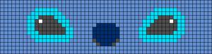 Alpha pattern #18850