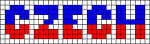 Alpha pattern #18855