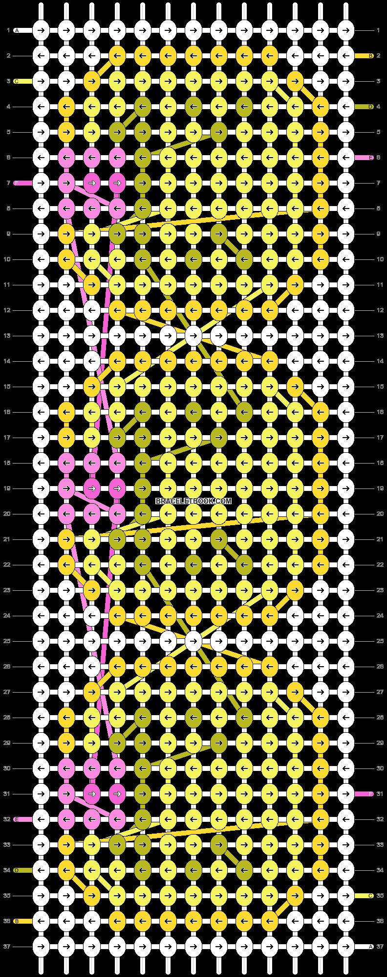 Alpha pattern #18859 pattern